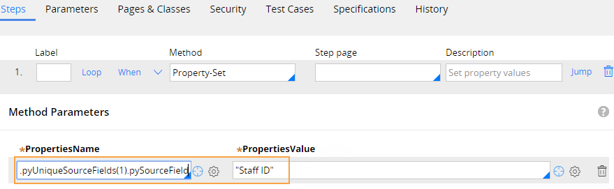 Defining a default field mapping for data import